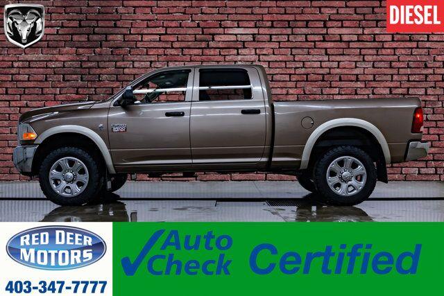 2010 Dodge Ram 3500 4x4 Crew Cab SXT Diesel Red Deer AB