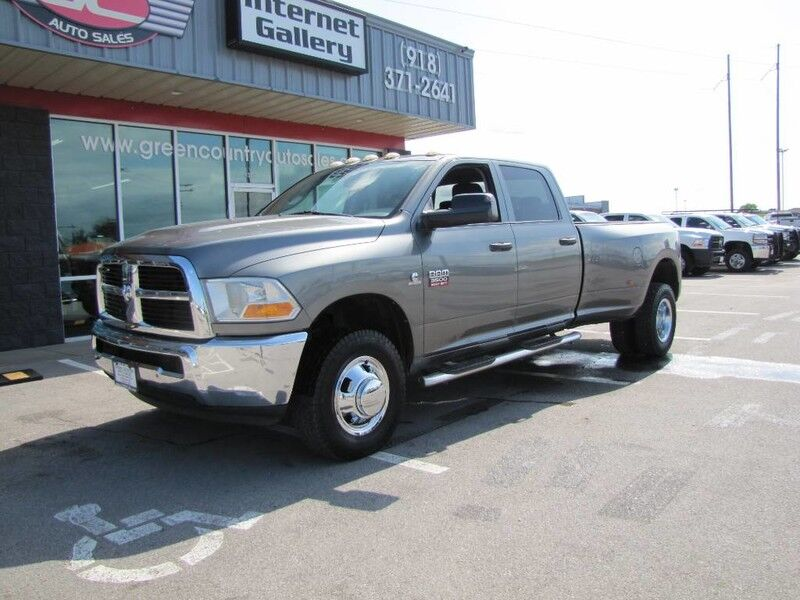 2010 Dodge Ram 3500 4x4 Diesel 6-Speed ST Collinsville OK
