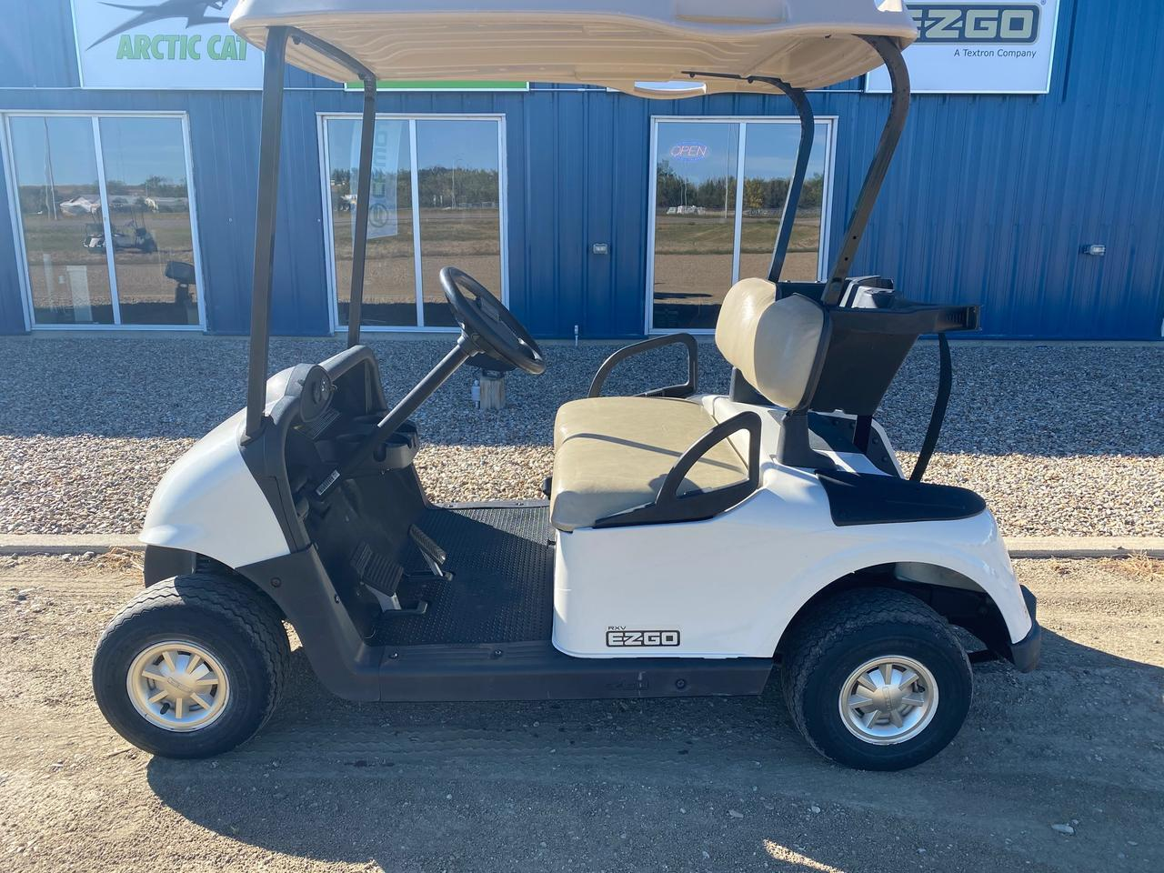 2010 EZGO RXV GAS CART Swift Current SK