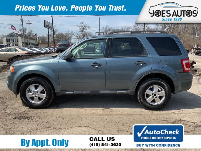 2010 FORD ESCAPE XLT Toledo OH