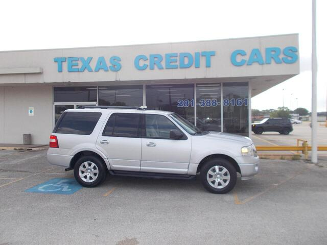 2010 FORD EXPEDITION XLT Alvin TX