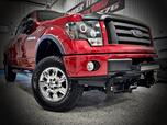 2010 FORD F150 SUPERCAB 4X4 FX4