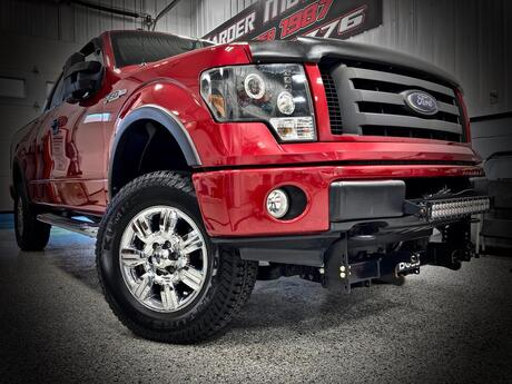 2010 FORD F150 SUPERCAB 4X4 FX4 Bridgeport WV