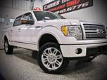 2010 FORD F150 SUPERCREW PLATINUM 4X4