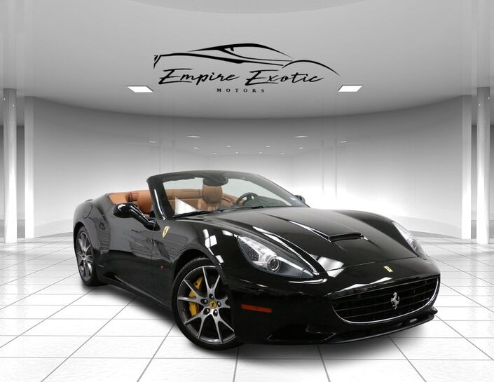 2010 Ferrari California  Addison TX