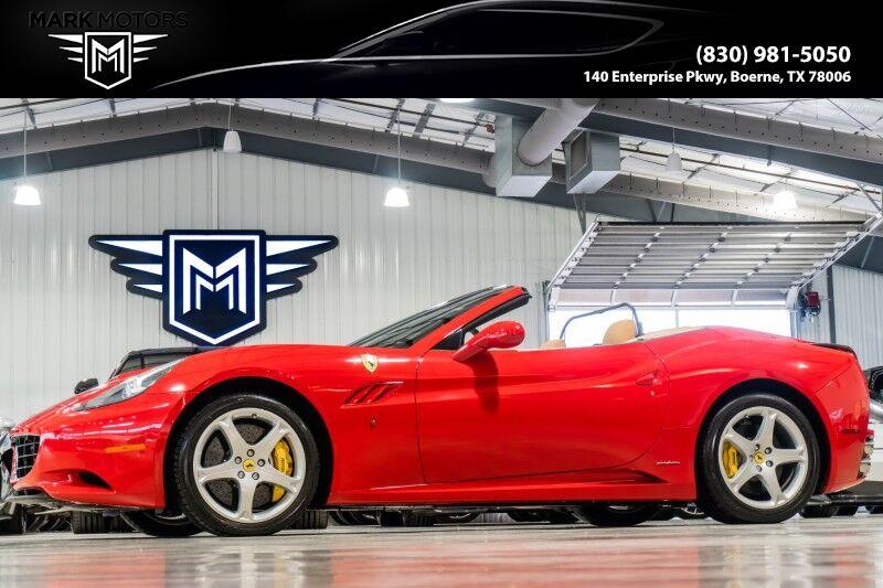 2010_Ferrari_California__ Boerne TX