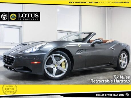 2010_Ferrari_California_Retractable Hardtop Only 11k Miles!_ Portland OR