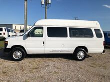 2010_Ford_E-350 Extended Hightop Wheelchair Van_XLT_ Ashland VA