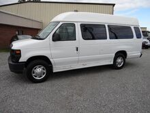 2010_Ford_E250_Extended Commercial Paratransit Wheelchair Van_ Ashland VA