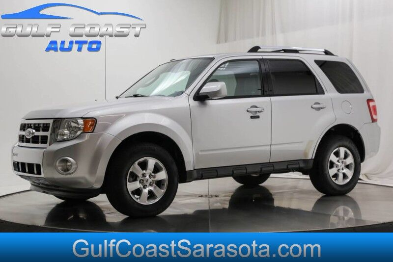 2010_Ford_ESCAPE_LIMITED LEATHER EXTRA CLEAN COLD AC RUNS GREAT_ Sarasota FL