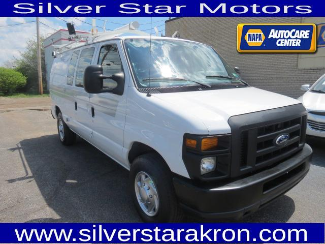2010 Ford Econoline Cargo Van E-250 Commercial Tallmadge OH