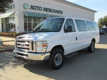2010_Ford_Econoline_E-350 XL Super Duty Extended*FOLD IN MIRRORS,15 PASSENGER,LEATHER SEATS,_ Plano TX