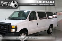 2010_Ford_Econoline Wagon_E350 XLT - SUPER CLEAN 15 PASSENGER VAN_ Chicago IL