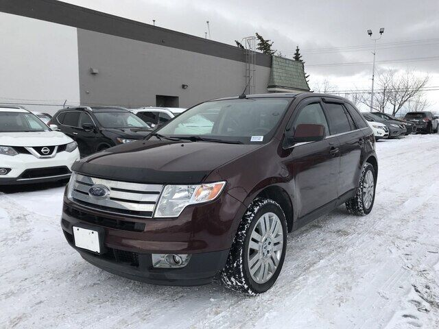 2010 Ford Edge Limited | AWD | LEATHER | *LOW KM* Calgary AB