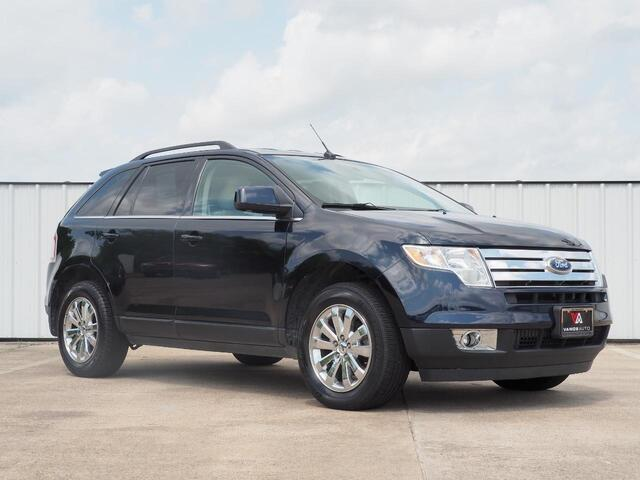 2010 Ford Edge Limited AWD Terrell TX