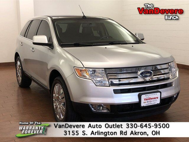 2010 Ford Edge Limited Akron OH