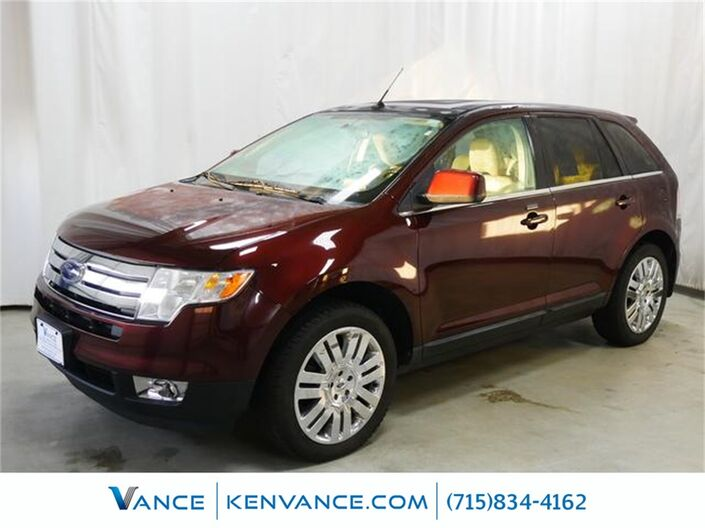 2010 Ford Edge Limited Eau Claire WI