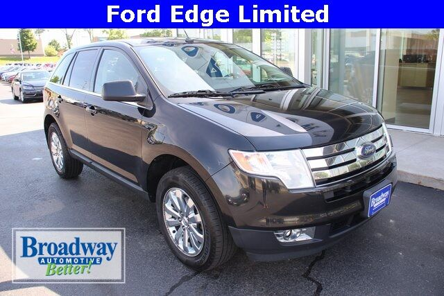 2010 Ford Edge Limited Green Bay WI