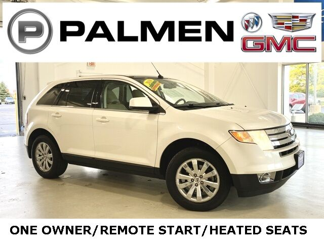2010 Ford Edge Limited Kenosha WI