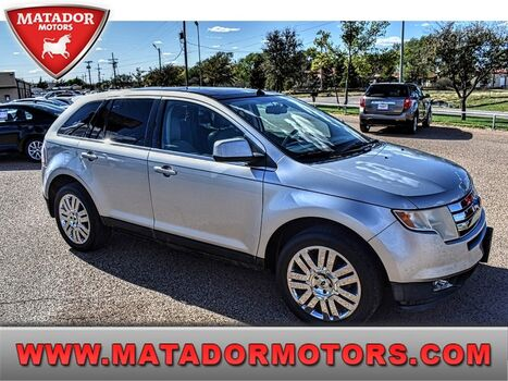 2010_Ford_Edge_Limited_ Wolfforth TX