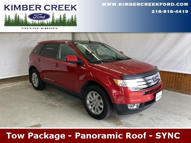 2010 Ford Edge SEL Pine River MN
