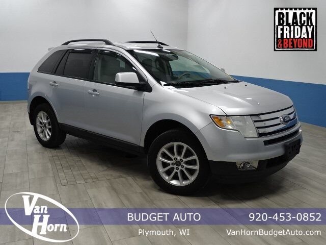 2010 Ford Edge SEL Plymouth WI