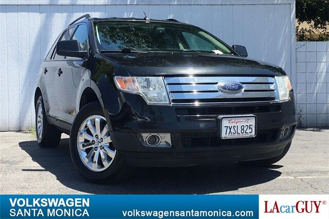 2010_Ford_Edge_SEL_ Santa Monica CA