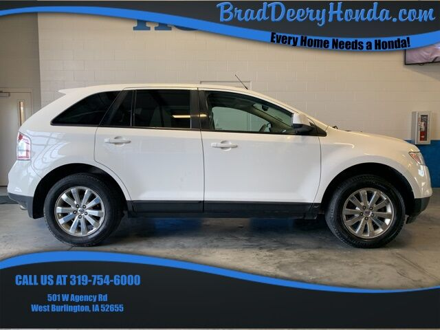2010 Ford Edge SEL West Burlington IA