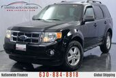 2010 Ford Escape 3.0L V6 Flex-Fuel Engine FWD XLT w/Sunroof, SecuriCode Keyless Entry Keypad, Roof Racks, AUX input