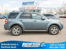 2010_Ford_Escape_4WD V6 Limited, Sunroof, Heated Leather, Bluetooth, SiriusXM_ Calgary AB