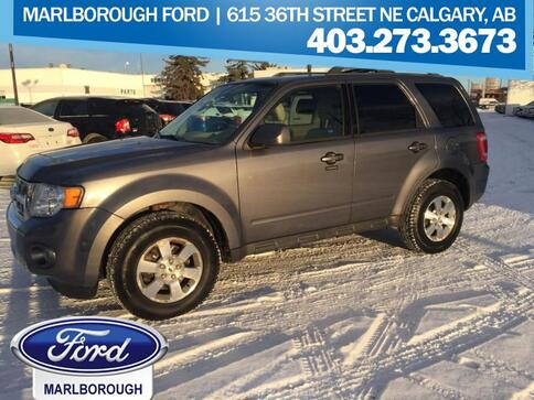 2010_Ford_Escape_Limited  - Leather Seats -  Bluetooth_ Calgary AB