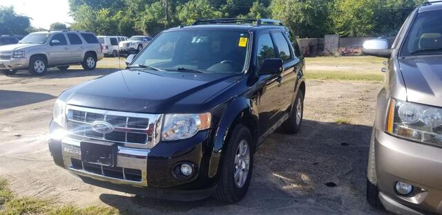 2010 Ford Escape Limited 4WD Terrell TX