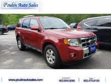 2010_Ford_Escape_Limited_ Barre VT
