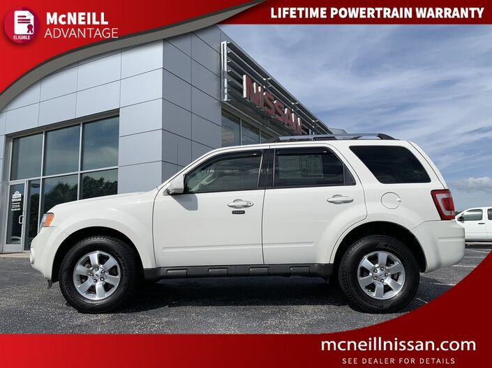 2010 Ford Escape Limited High Point NC