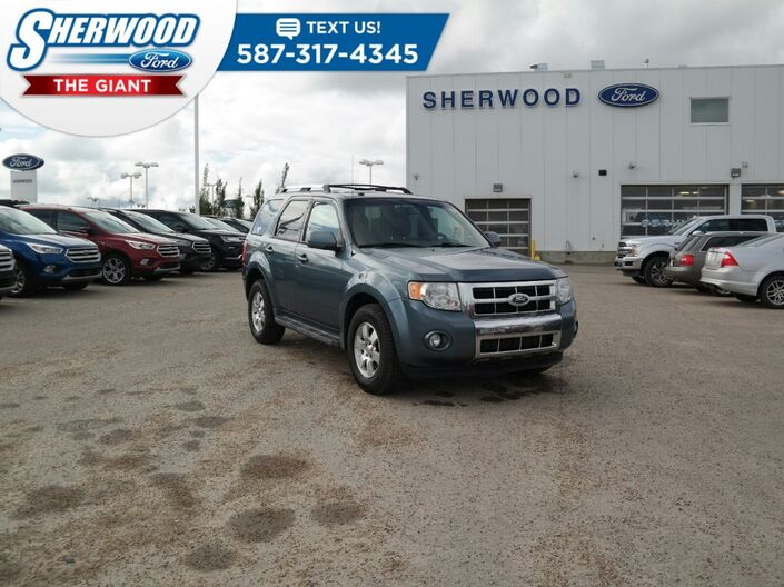2010 Ford Escape Limited Sherwood Park AB