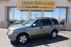 2010_Ford_Escape_XLT 4WD_ Las Vegas NV