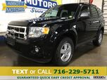 2010 Ford Escape XLT 4WD w/Low Miles