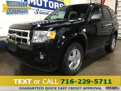 2010 Ford Escape XLT 4WD w/Low Miles Buffalo NY