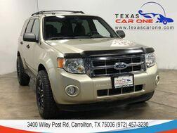 2010_Ford_Escape_XLT CRUISE CONTROL PIONEER RADIO REMOTE KEYLESS ENTRY ALLOY WHEE_ Carrollton TX