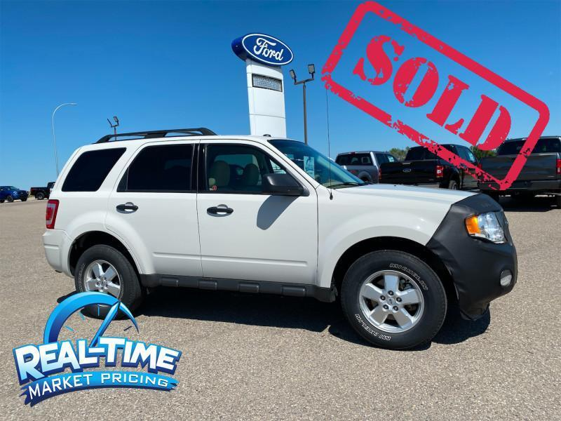 2010_Ford_Escape_XLT_ High River AB