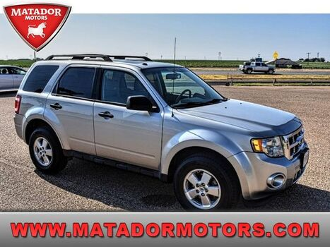 2010_Ford_Escape_XLT_ Lubbock & Wolfforth TX