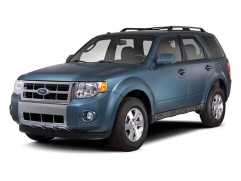 2010_Ford_Escape_XLT_ Puyallup WA