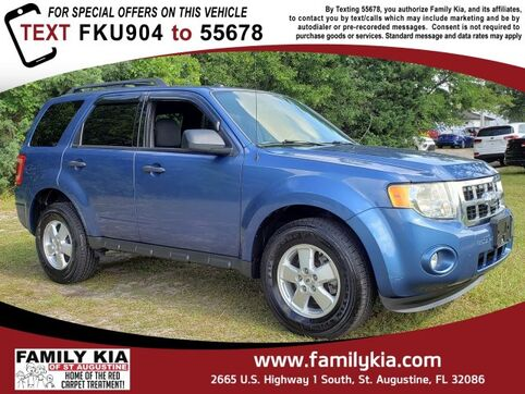 2010_Ford_Escape_XLT_ St. Augustine FL