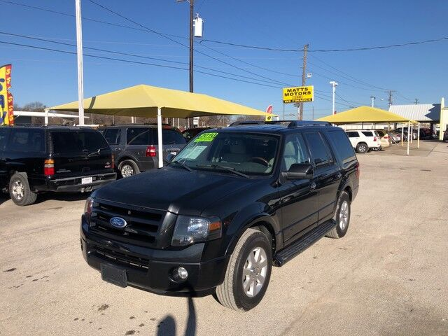 2010 Ford Expedition Limited Gainesville TX