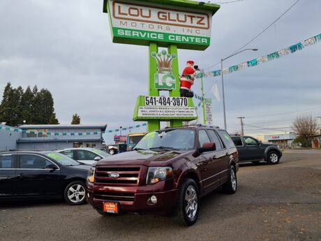 2010 Ford Expedition Limited Eugene OR