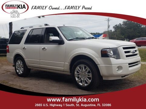 2010_Ford_Expedition_Limited_ St. Augustine FL