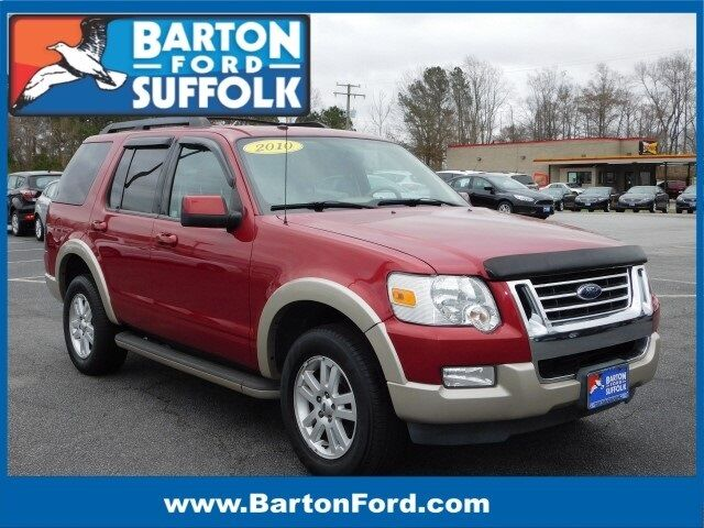 2010 Ford Explorer Eddie Bauer Suffolk VA