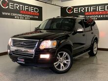 2010_Ford_Explorer_LIMITED NAVIGATION SUNROOF 3RD ROW SEATS HEATED LEATHER SEATS BLUETOOTH MEM_ Carrollton TX