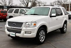 2010_Ford_Explorer_Limited_ Fort Wayne Auburn and Kendallville IN