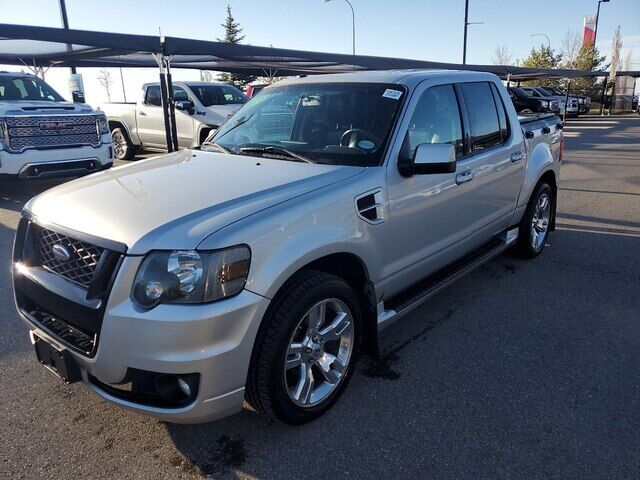 2010 Ford Explorer Sport Trac Limited AWD - LEATHER SUNROOF Calgary AB
